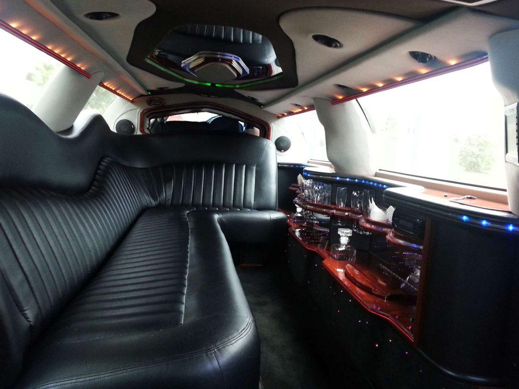 limo inside