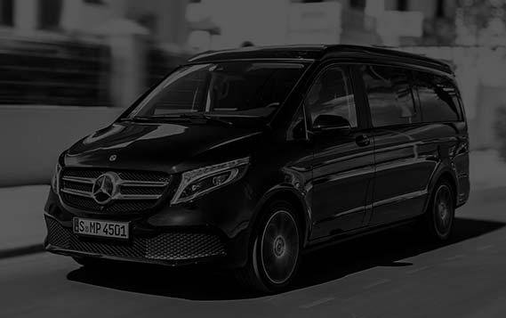 mercedes luxury van